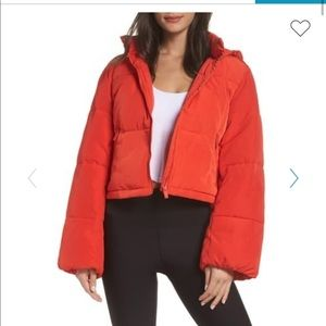 ALO Yoga quilted jacket